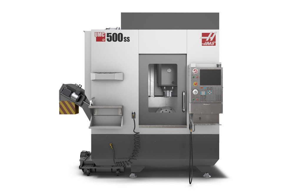 HAAS Model #UMC500SS 5th Axis Mill