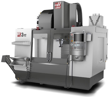 HAAS Model #VF-3YT/50 5 Taper Vertical Mill